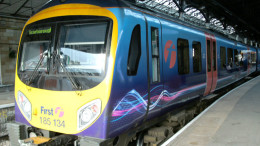 First Transpennine train