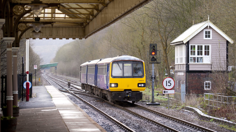 A Pacer train: Photo: Northern Rail.