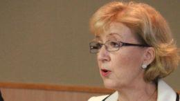 Tory leadership contender Andrea Leadsum