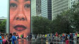 Chicago's Milllennium Park