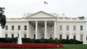 The White House in Washington DC.