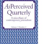 AsPerceived Quarterly V1 #2